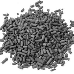 Импрегнированный йодистым калием активированный уголь Silcarbon J42 для фильтров воздуха от диоксида серы