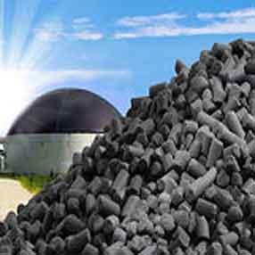 Импрегнированный активированный уголь Silcarbon  HS10 для фильтров воздуха от формальдегидов и аммиака